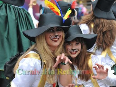 Carnival in Rethymno