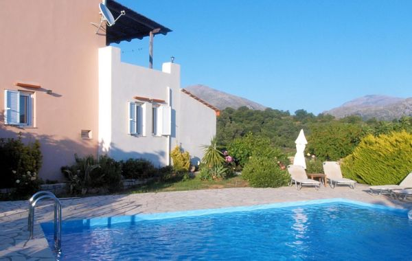 Villa Nefeli, Rethymnon – Lampini-Spili