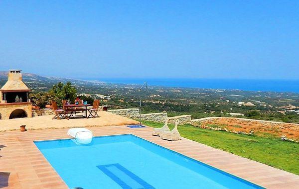 Villa Sunset in Rethymnon – Skouloufia