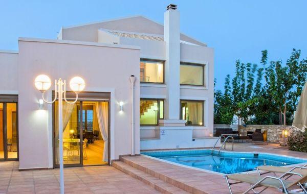 Villa Marigo in Rethymnon – Skouloufia