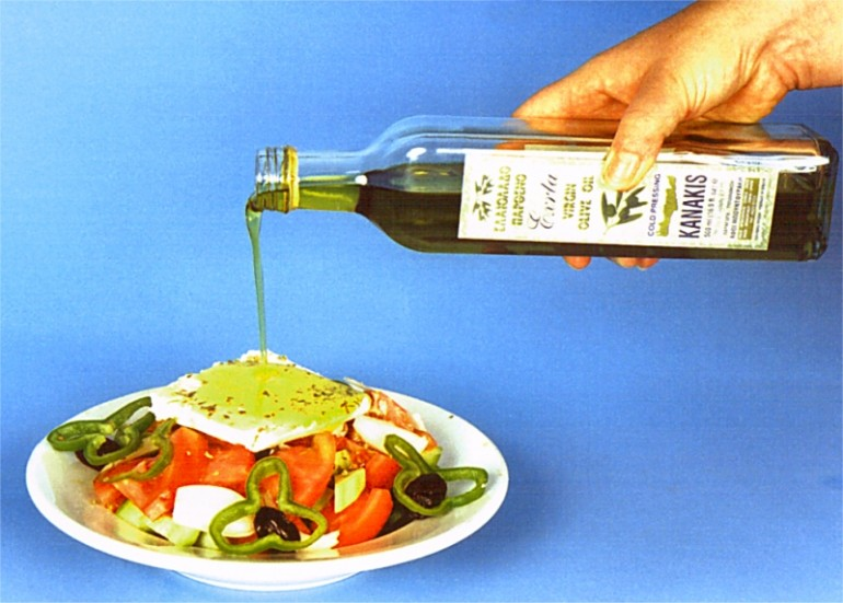 Kanakis Olivenöl