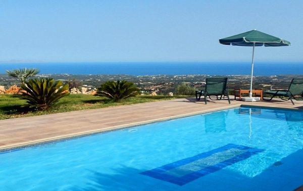 Villa Sunrise in Rethymnon – Skouloufia