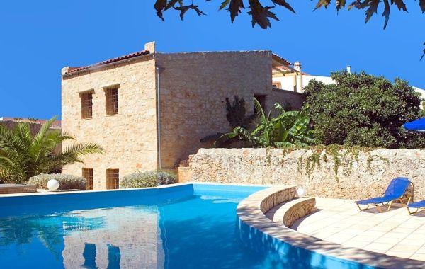 Villa Svega in Rethymnon – Gallou