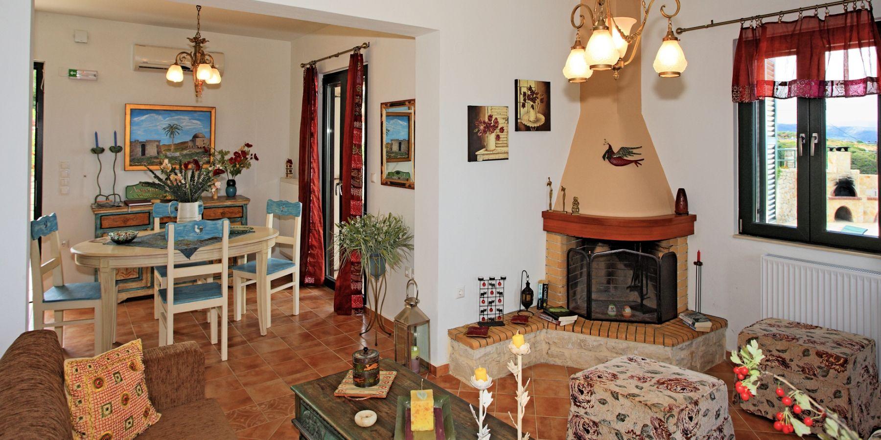 Ferienhäuser in Rethymnon Ferienhaus auf Kreta mieten Ferienhaus in ...
