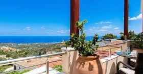 Azure Villa in Rethymno – Roussospiti