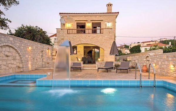 Villa Semeli in Rethymnon – Asteri