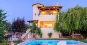 Villa Lambros in Rethymnon – Roustika