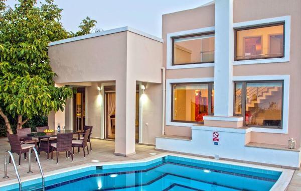 Villa Irini in Rethymnon – Skouloufia