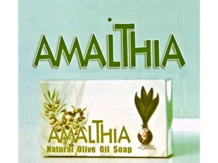 Amalthia olive oil soap