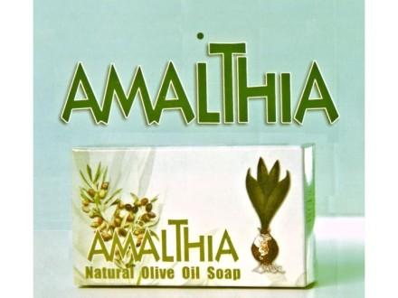 Amalthia olive oil soap